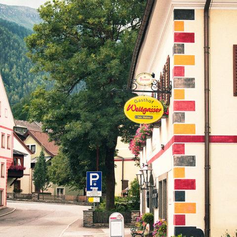 Hotel Gasthof Weitgasser Eingang